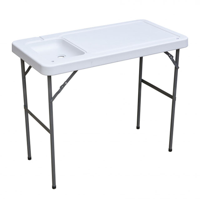 Folding Fish Filleting Table