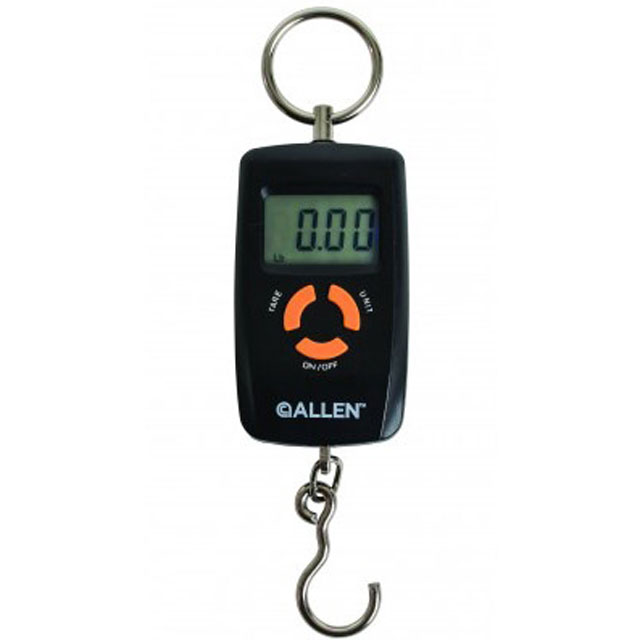Allen Digital Scale - 45kg Capacity