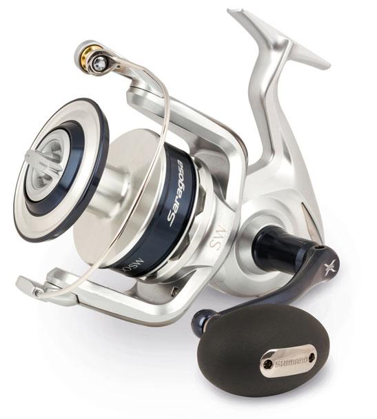 Shimano Saragosa 8000 SW Spinning
