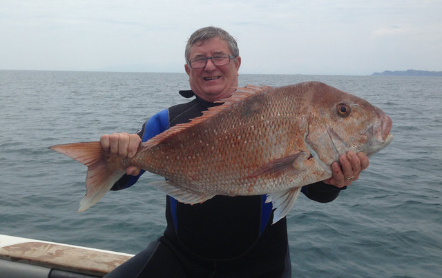 PFS Longline Catches Big Snapper