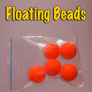 Floating Fishing Beads 18mm 5 Pack