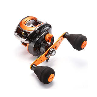 Abu Garcia Orange Max Baitcaster