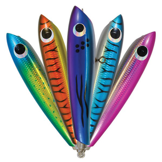 Black Magic Stickbaits - Unrigged 130gm 220mm