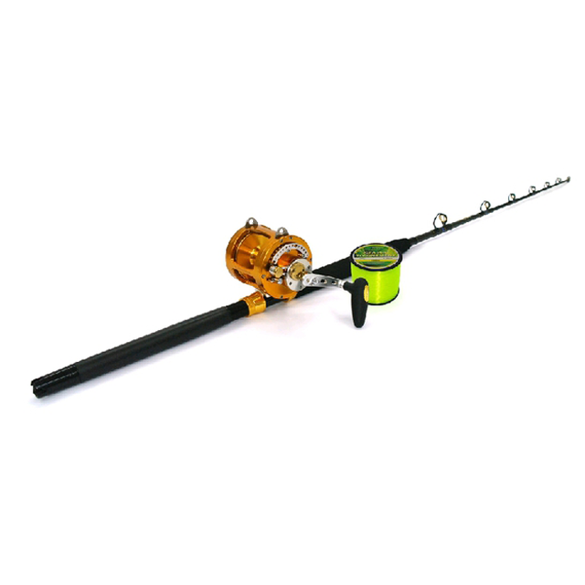 Tica team sb30m reel kilwell 24kg rod combo for Tica fishing rods