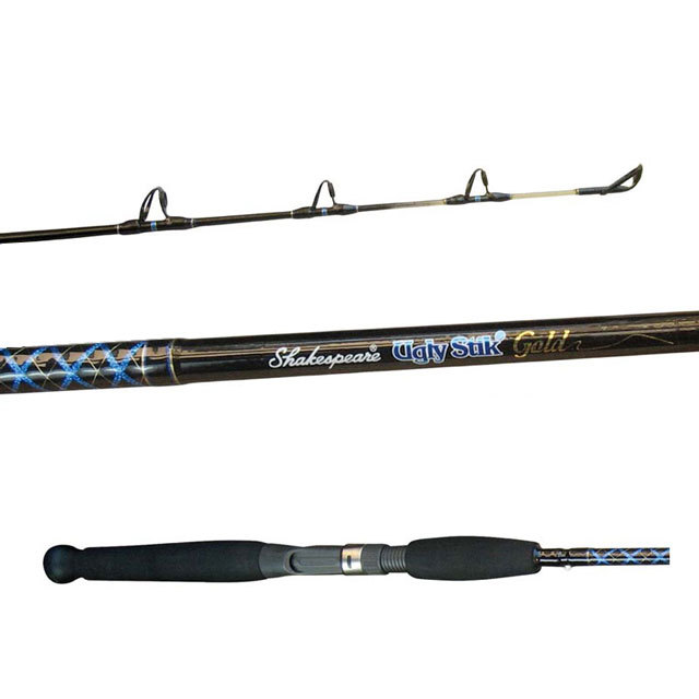 Shakespeare ugly stik gold rods on sale for Ugly stick fishing rods