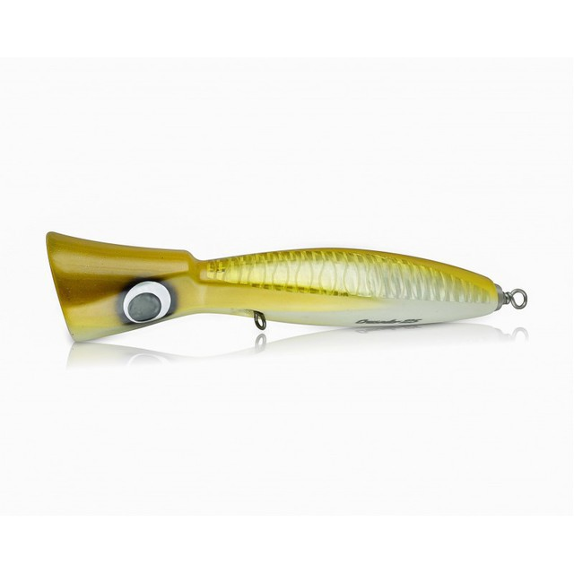 Pelagic Warrior Crusader Popper Gold/Silver 80g