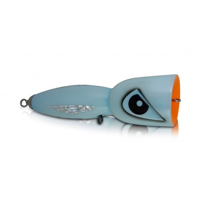 Pelagic Warrior Gladiator Popper Blue Lumo 100g